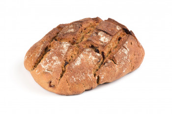 Miche de pain au seigle