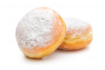 Beignet au sucre